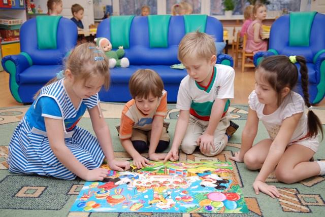 Детский сад 1 школа жизни